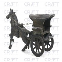 Vintage Antique Collectible Horse Carriage